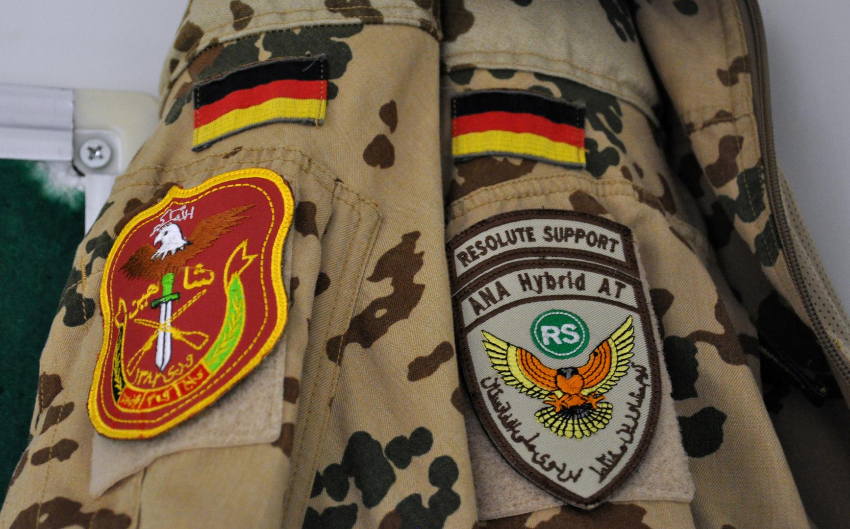 ألمانيا توافق على تمديد مهمة قواتها في أفغانستان لـ10 أشهر