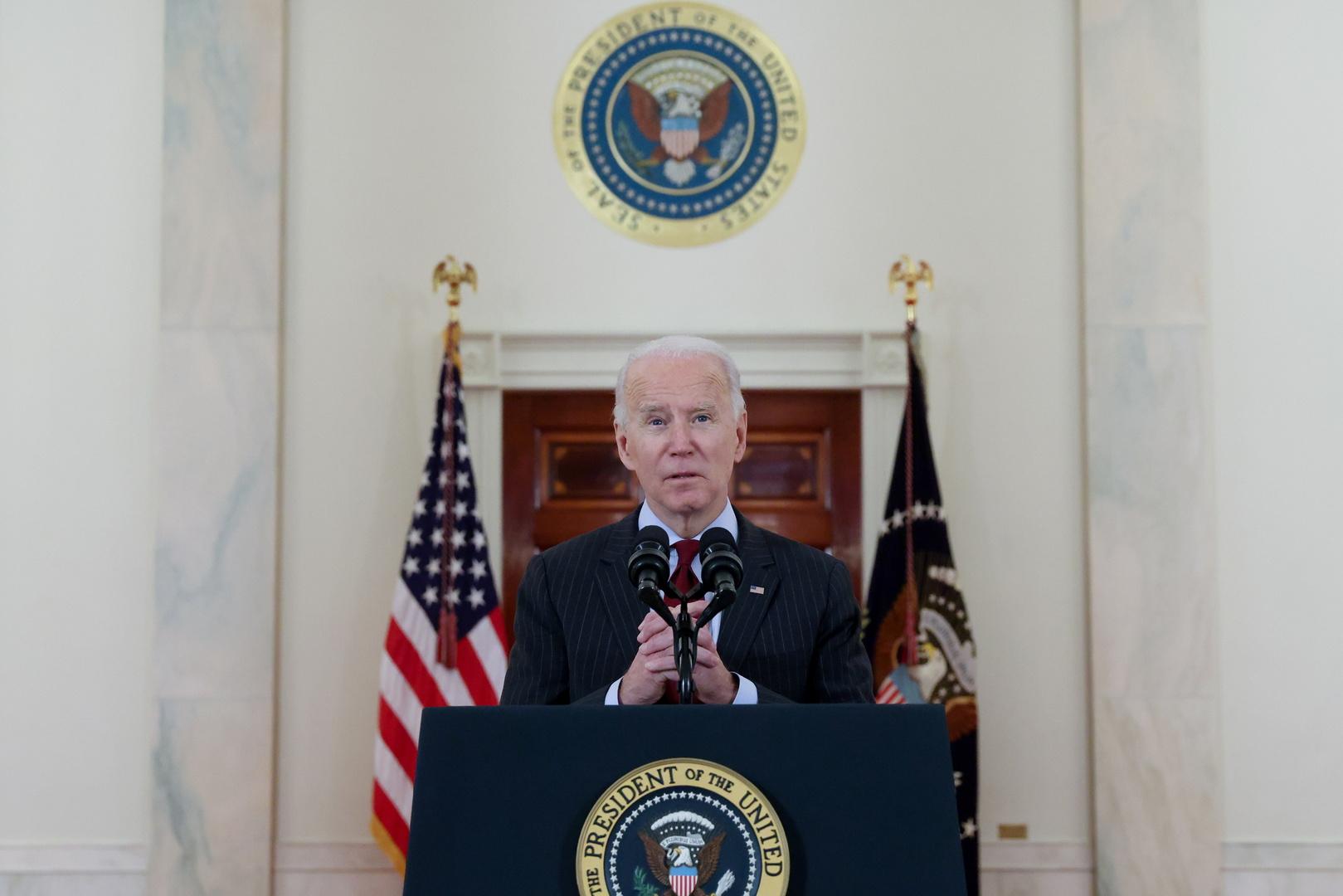 البيت الأبيض: بايدن سيتصل بالملك سلمان وليس بولي عهده
