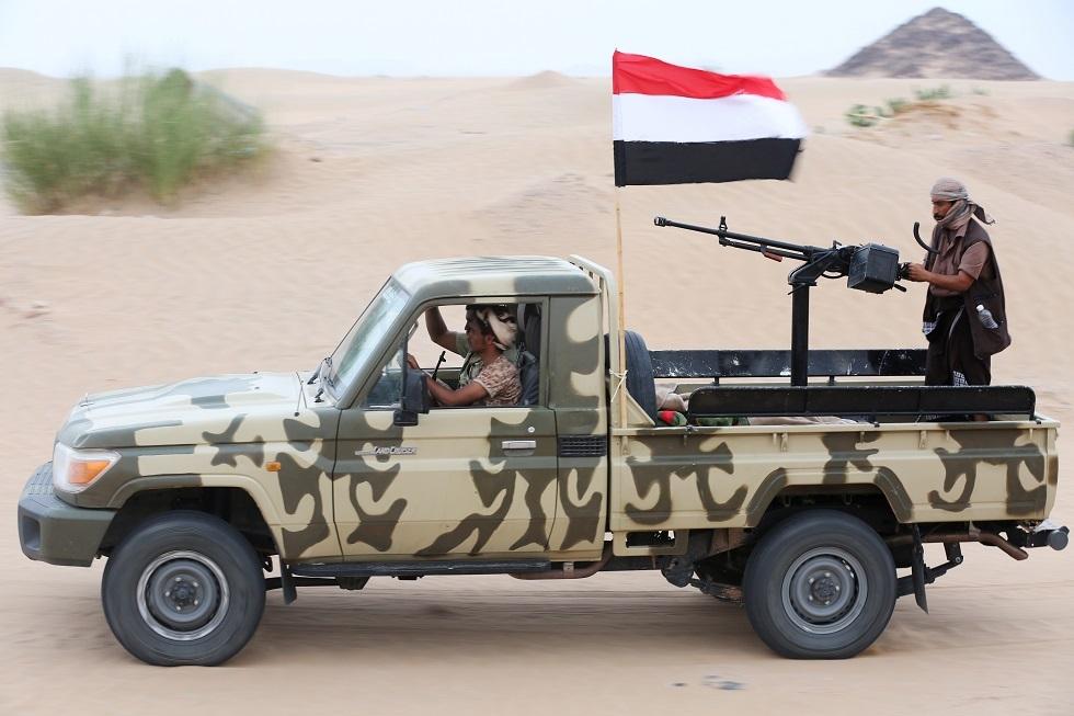 الجيش اليمني يعلن مقتل 4 أشخاص من