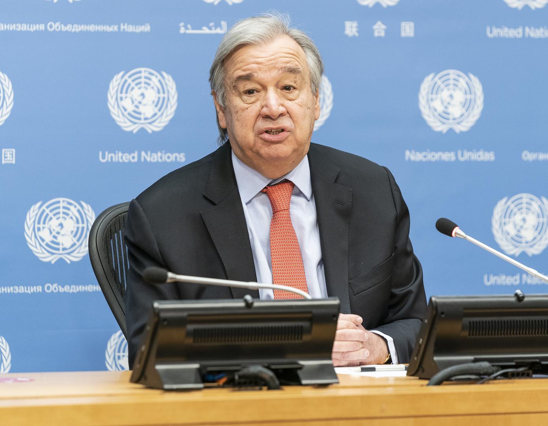 الأمم المتحدة تعتزم عقد اجتماع حول قضية قبرص في 27-29 أبريل