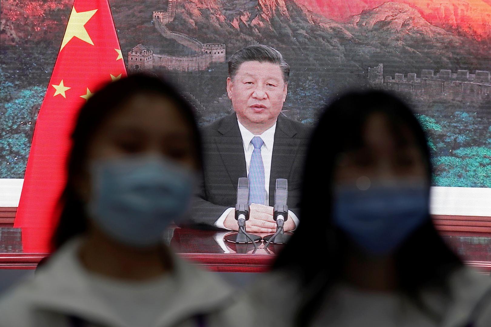 الرئيس الصيني يعلن انتصار بلاده نهائيا على الفقر المدقع