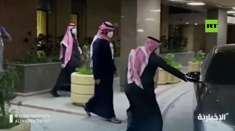 بالفيديو.. ولي عهد السعودية يغادر المشفى بعد عملية جراحية ناجحة