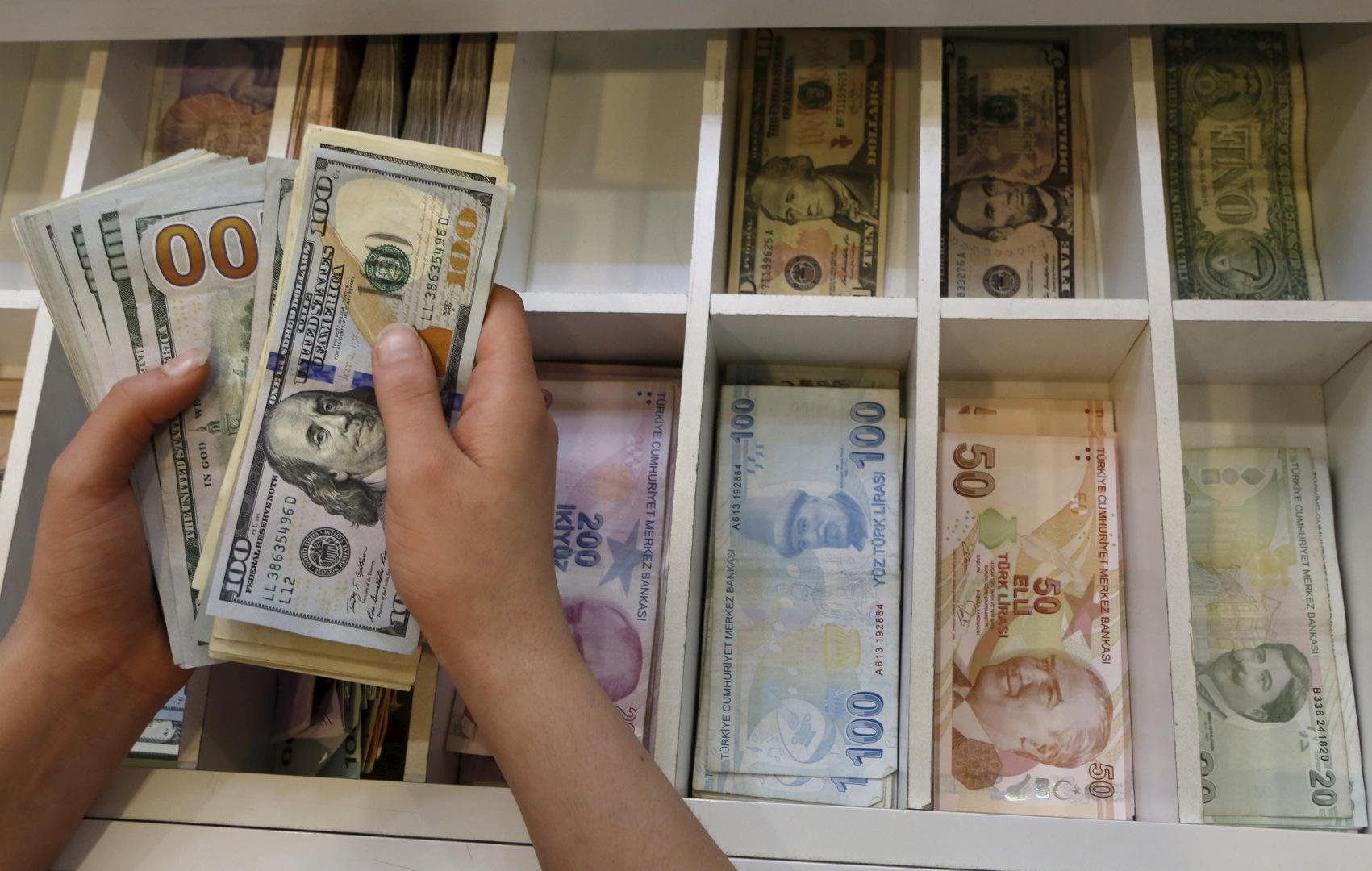 صحيفة تركية تنقل عن المعارضة رواية بشأن فقدان البنك المركزي 128 مليار دولار