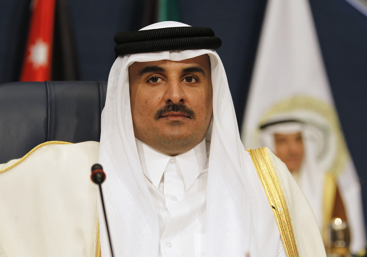Kuwaiti message to the Emir of Qatar about the Gulf reconciliation