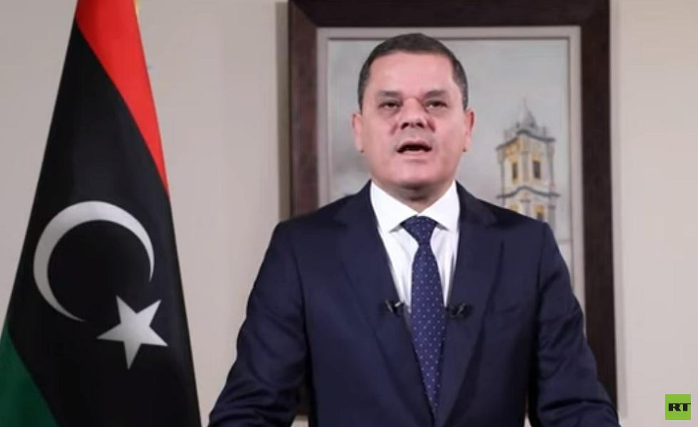 رئيس الوزراء الليبي عبد الحميد الدبيبة يقدم مقترحا بحكومة وحدة وطنية لمجلس النواب