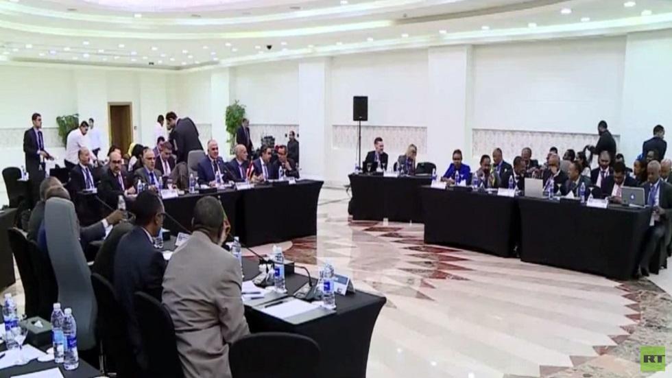 تأييد مصري للمقترح السوداني حول سد النهضة