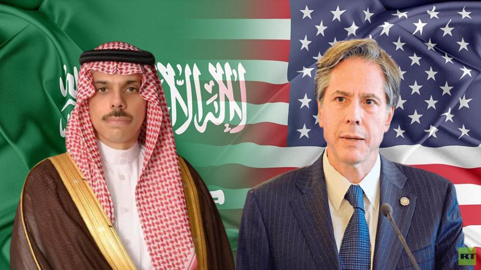 وزير الخارجية السعودي يتلقى اتصالا هاتفيا من نظيره الأمريكي