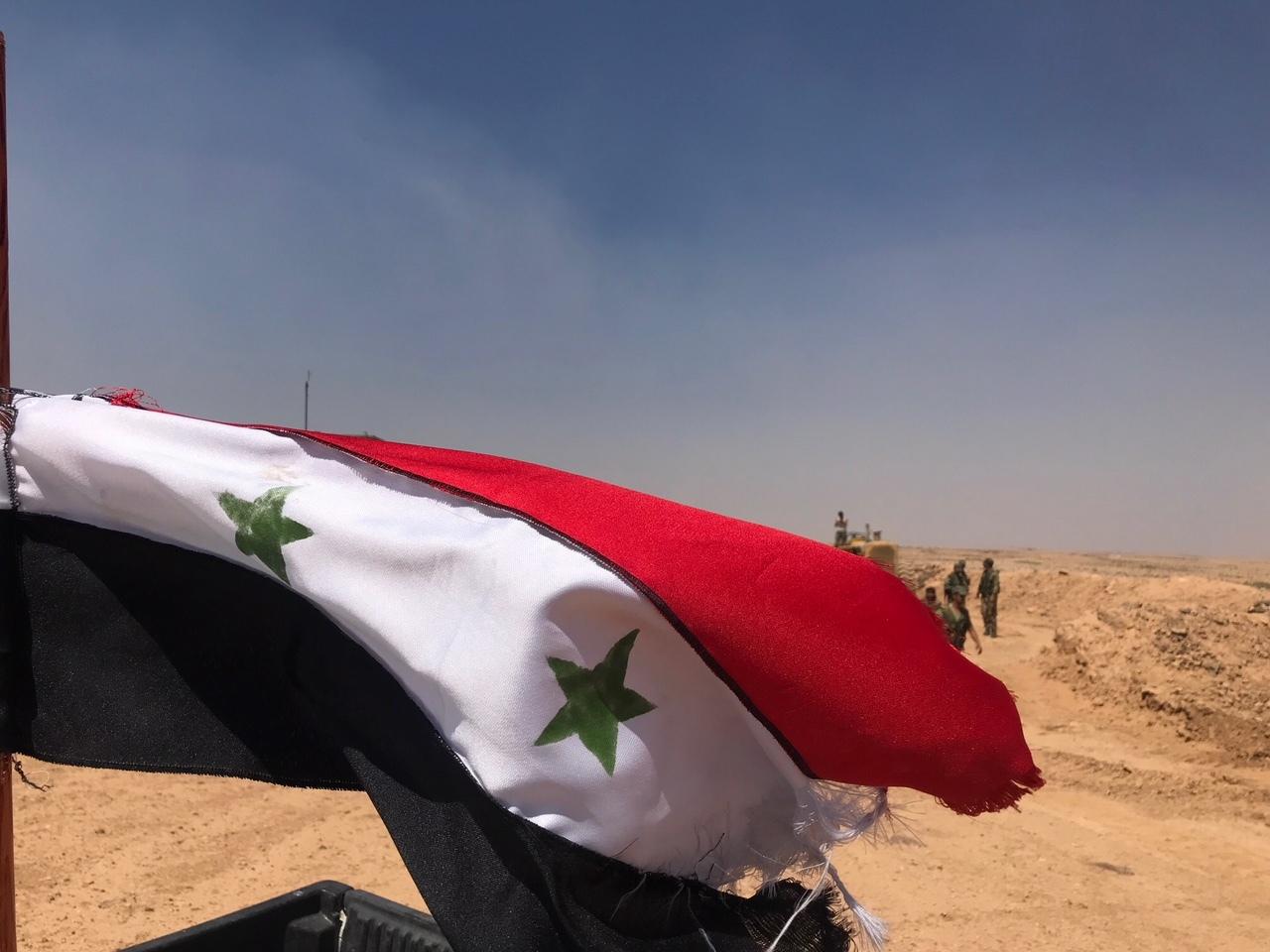 روسيا: نبقى على اتصال دائم مع دمشق بشأن الغارات الأمريكية الأخيرة