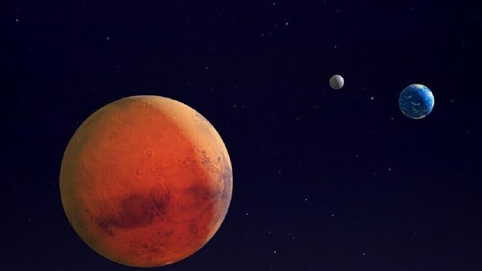 العلماء يكتشفون أدلة على ذوبان الجليد في الكوكب الأحمر!