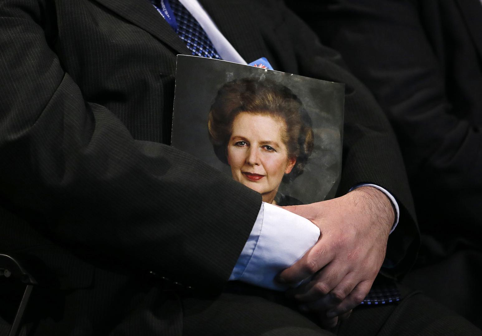 وثائق: مارغريت تاتشر كانت تقارن صدام حسين بهتلر