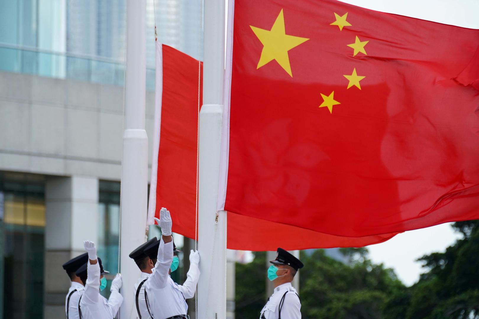 بكين تدعو إلى احترام سيادة سوريا وسلامة أراضيها