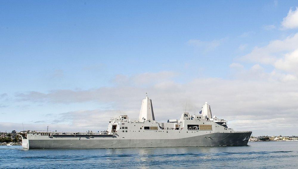 سفينة San Diego
