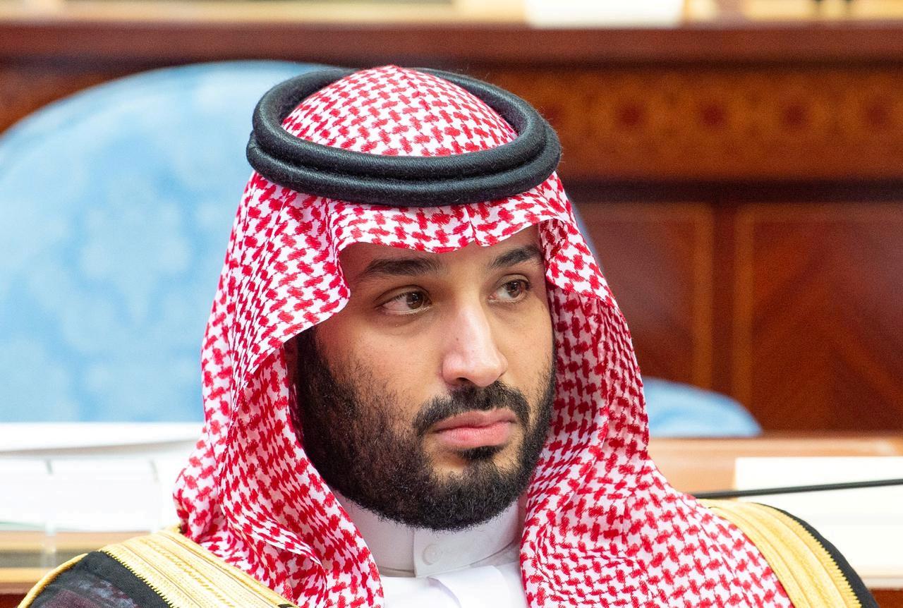 ولي العهد السعودي يتلقى اتصالين من العراق
