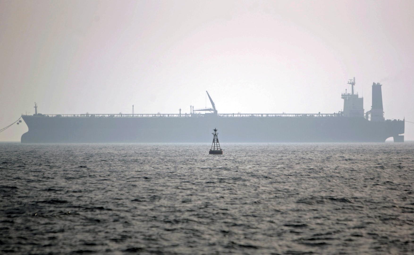 سفينة تجارية في الخليج - صورة أرشيثفية