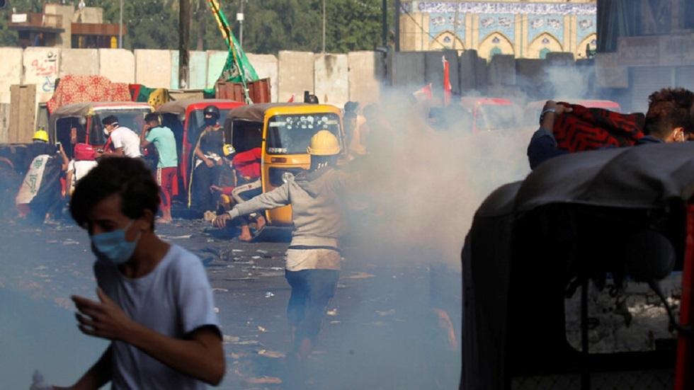 الاحتجاجات في العراق - أرشيف