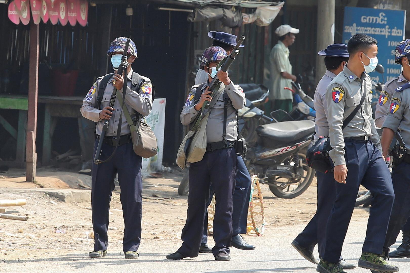 الأمم المتحدة تدعو لعدم الاعتراف بالسلطات العسكرية في ميانمار