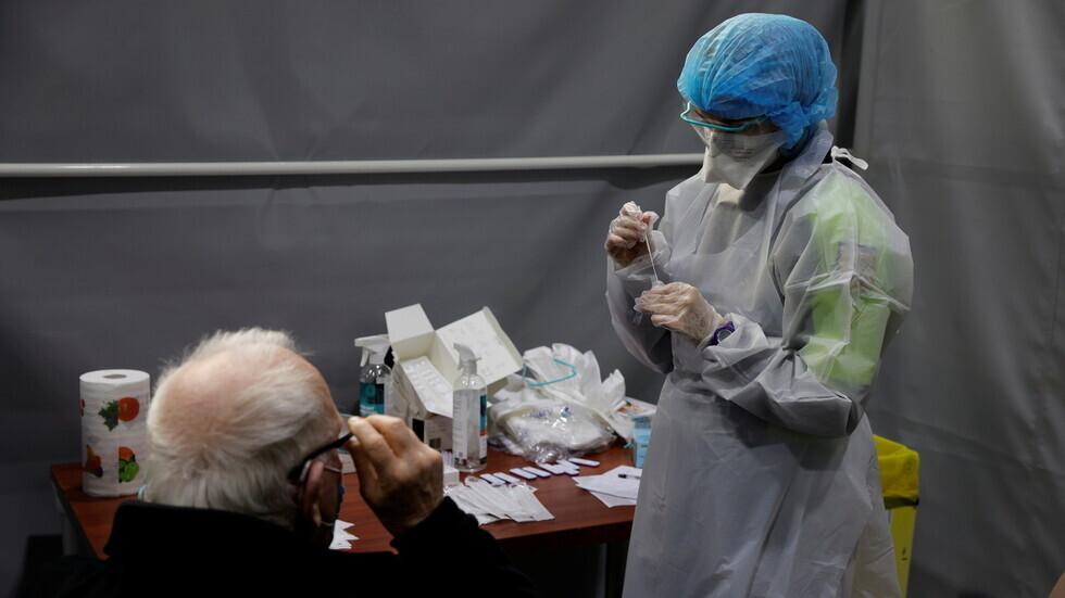 فرنسا تسجل 286 وفاة جديدة بكورونا وأكثر من 25 ألف إصابة