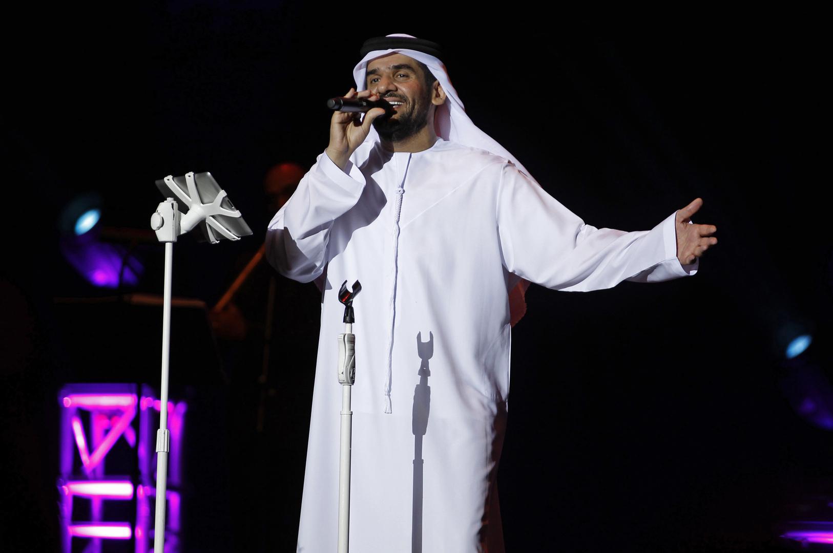 الفنان الإماراتي، حسين الجسمي