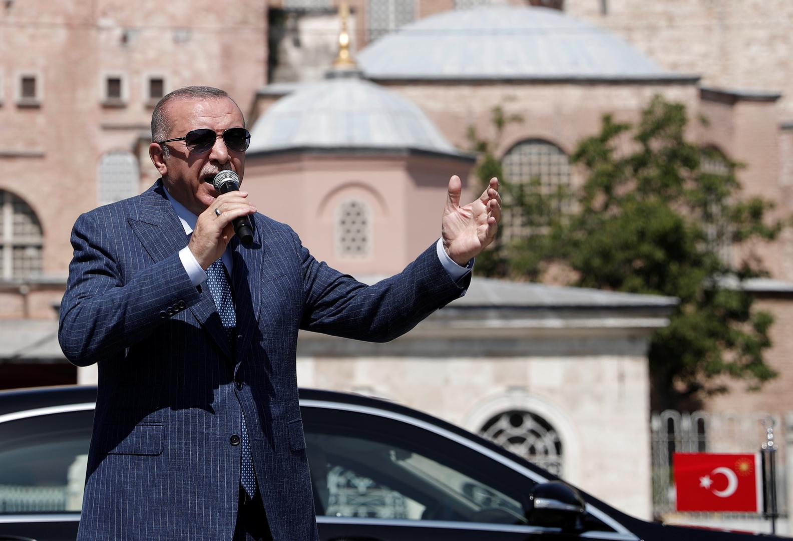 Turkish opposition: Erdogan cannot run for president again