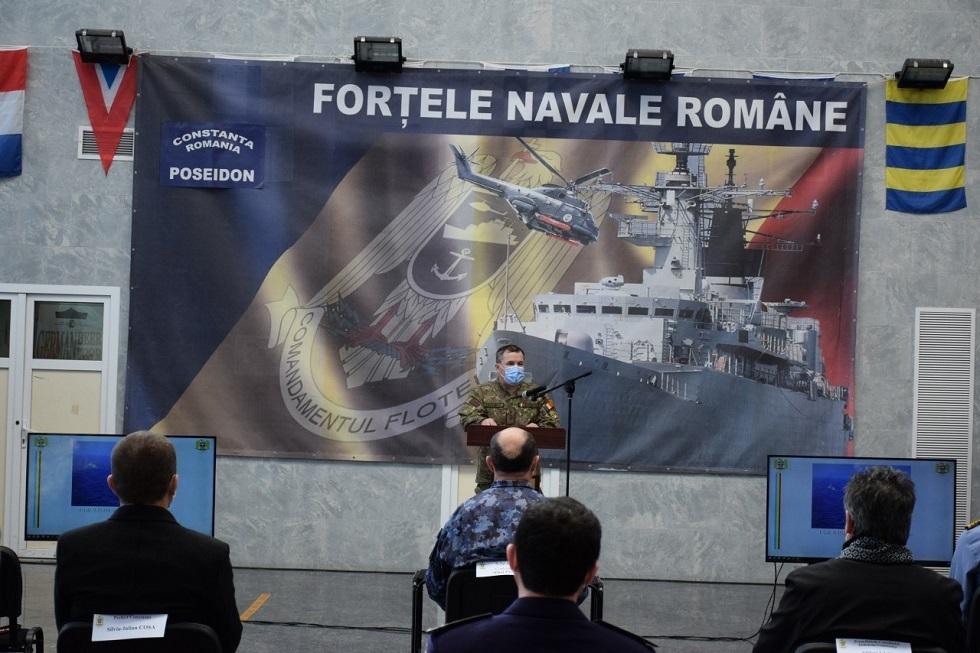 بدء مناورات الناتو في البحر الأسود
