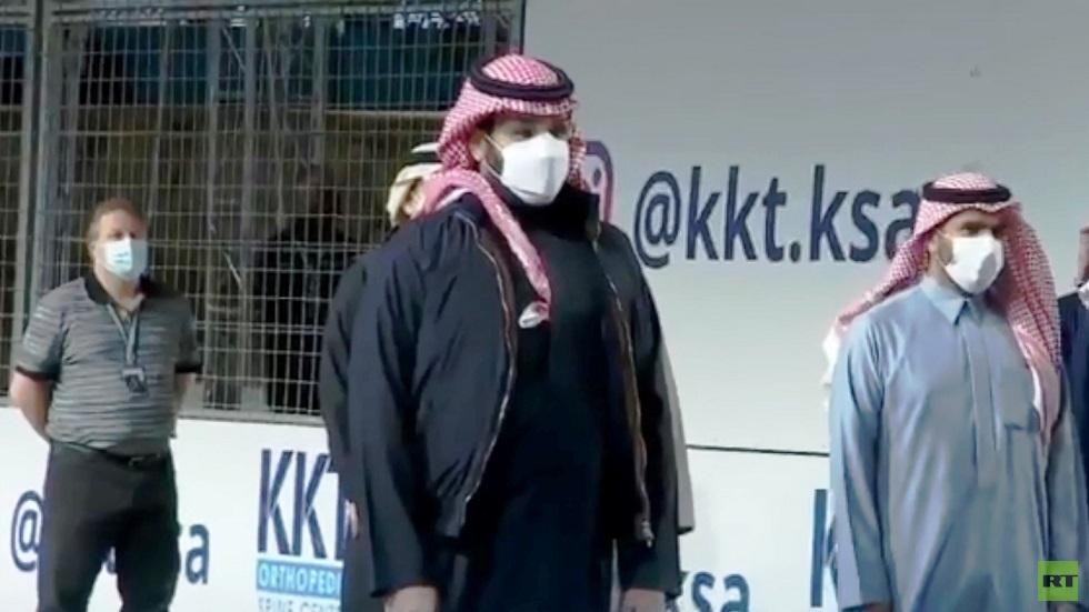 أول ظهور لمحمد بن سلمان بعد صدور التقرير الأمريكي بخصوص مقتل خاشقجي (فيديو)