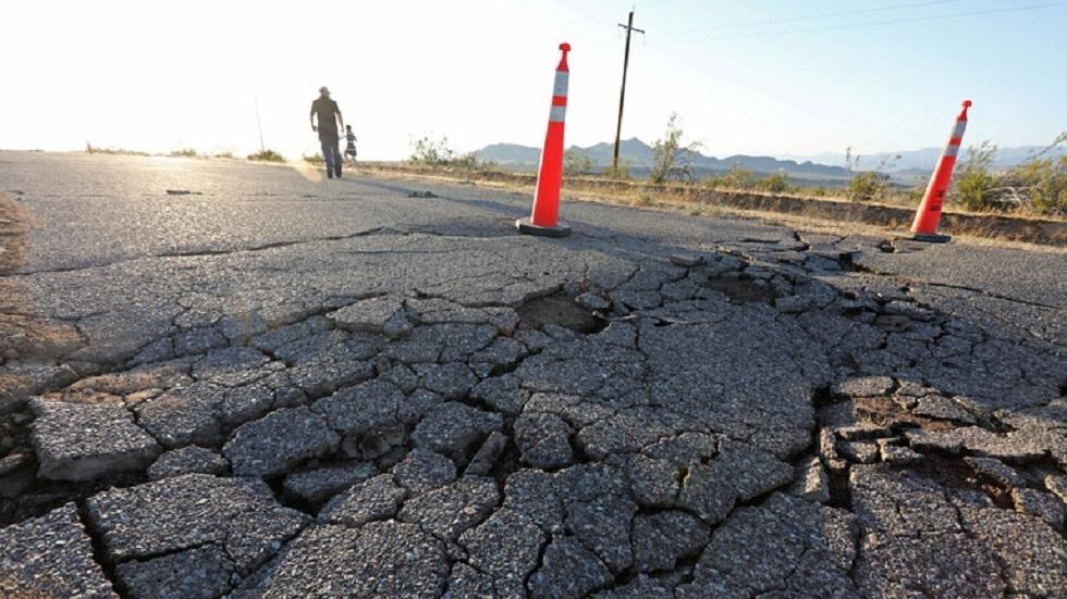 هزة أرضية بقوة 5.3 درجة تضرب ولاية ألاسكا الأمريكية