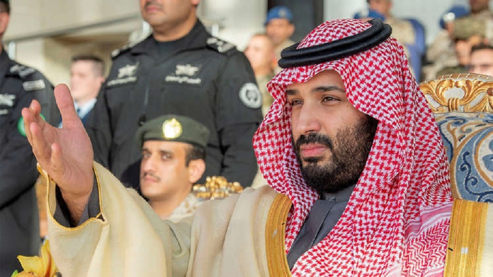 تركي آل الشيخ يدعم ولي العهد السعودي على طريقته الخاصة