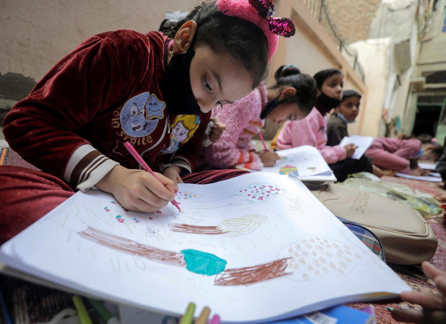 طبيبة مصرية توضح أعراض مرض قد يصيب الأطفال بعد 4 أسابيع من إصابتهم بكورونا