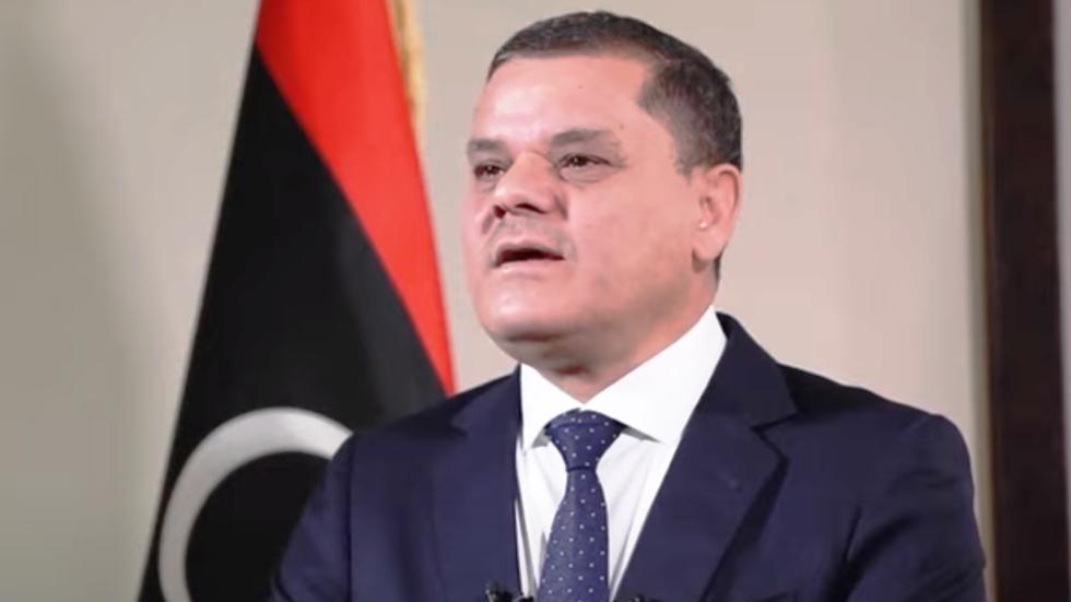 عبد الحميد دبيبة، رئيس الحكومة الليبية