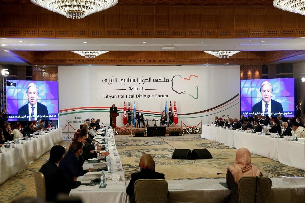 تقرير أممي يفجر فضيحة ويكشف عن رشى في محادثات السلام الليبية