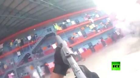 مشاهد مرعبة من أحد السجون الإكوادورية التي شهدت أعمال شغب دموية