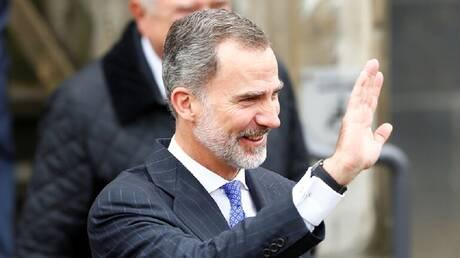 البرلمان الإسباني يصوت ضد اقتراح حرمان الملك من الحصانة