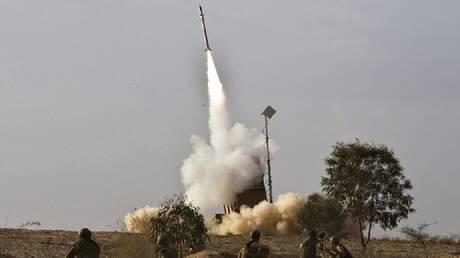 إسرائيل تطور صاروخا جديدا من طراز جو- جو يصل مداه إلى 100 كيلومتر