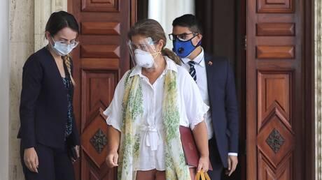 """""""شخصية غير مرغوب فيها"""".. سفيرة الاتحاد الأوروبي تغادر فنزويلا يوم الثلاثاء"""
