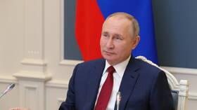 بوتين: روسيا تواجه حملة للتشكيك في نجاحاتها بما في ذلك في حربها ضد فيروس كورونا