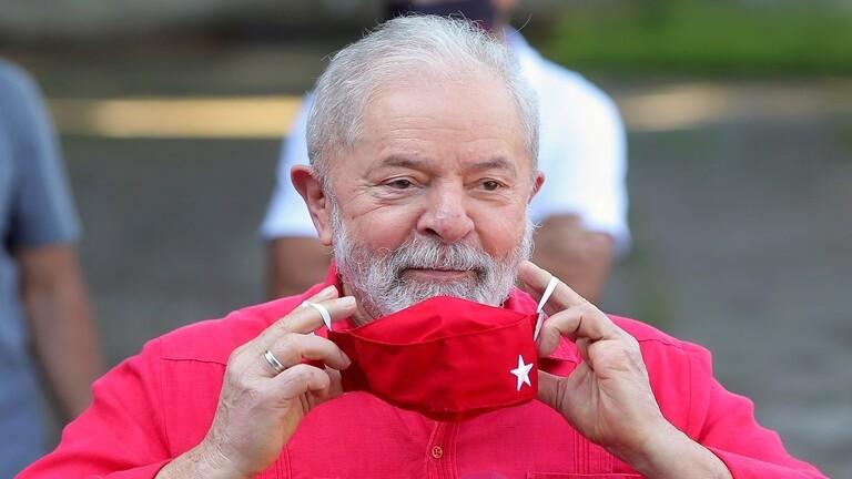 البرازيل.. قاض يلغي إدانات الرئيس السابق لولا دا سيلفا 604689ca4c59b7362b74d7f8