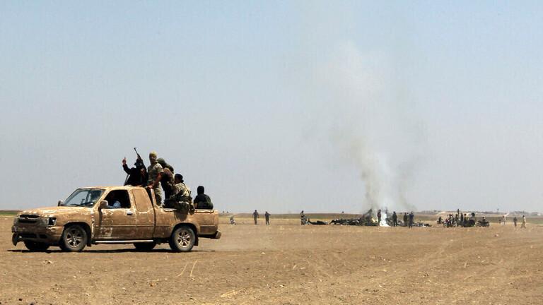"""الدفاع الروسية: إرهابيو """"هيئة تحرير الشام"""" يعدون استفزازا بأسلحة كيميائية في منطقة إدلب 60468f904c59b743ab09ddf3"""