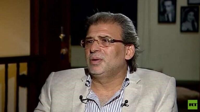 إعلامي شهير يكشف عمن اتصل بالمخرج خالد يوسف بعد عودته إلى مصر 604a961c42360479181bab02