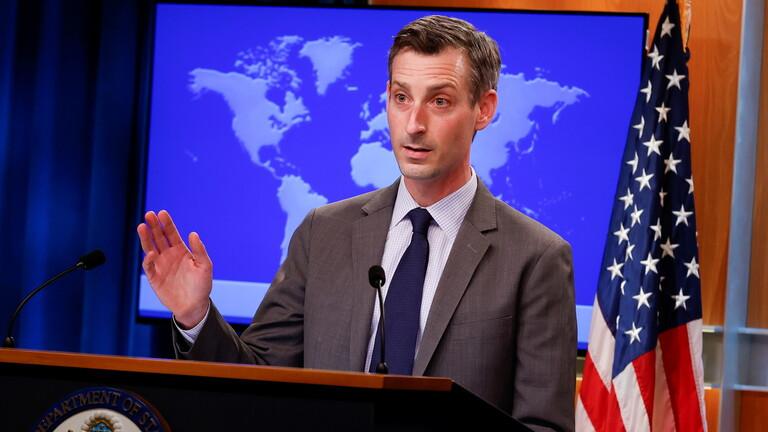 الخارجية الأمريكية لم تؤكد مشاركة واشنطن في الاجتماع حول أفغانستان بموسكو 604a9b7142360476e51a0d44