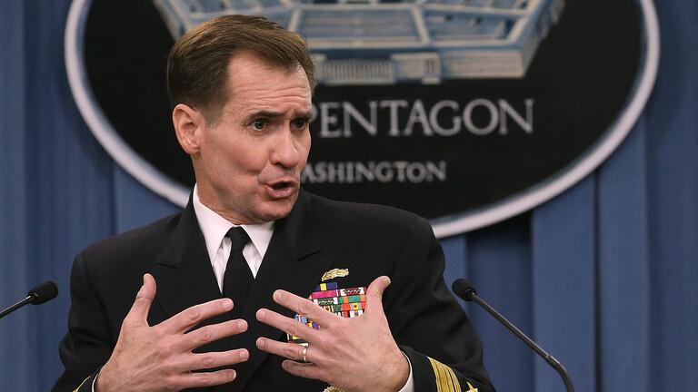 البنتاغون يرد على الانتقادات حول وجود حوامل في صفوف قواته 604aa2544236047b353cb6d5