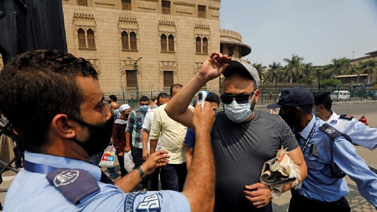مصر تسجل 639 إصابة و41 وفاة جديدة بكورونا 604aa7e34c59b71f0c38cfce