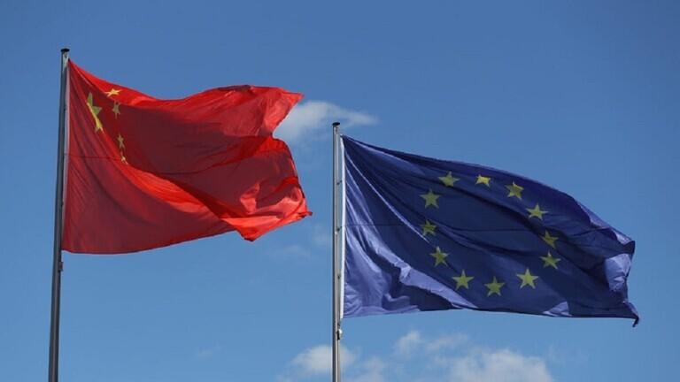 """الاتحاد الأوروبي يهدد الصين بـ""""إجراءات إضافية"""" 604ab43f423604065965b5ce"""