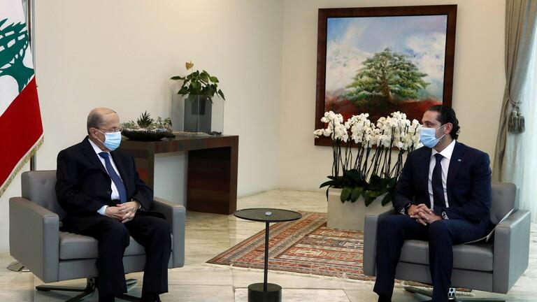 لبنان.. تبادل الاتهامات بين عون والحريري مستمر 6058d9184236040b272a5eb3