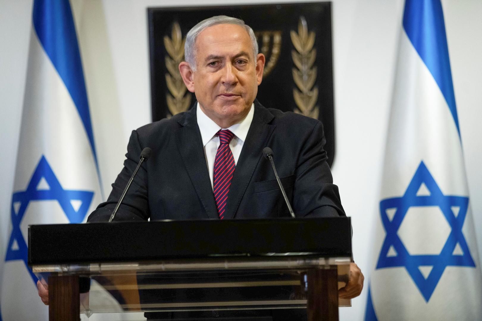 نتنياهو يتهم إيران بتفجير السفينة الإسرائيلية ويتكتم على الرد المحتمل