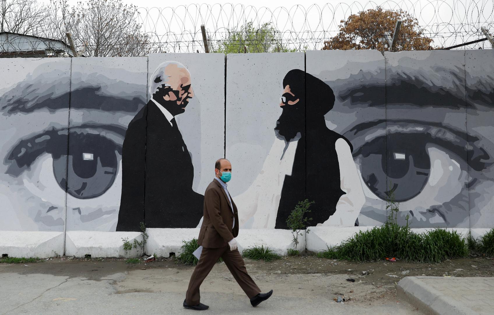 المبعوث الأمريكي الخاص يبحث سبل تسريع عملية السلام في أفغانستان