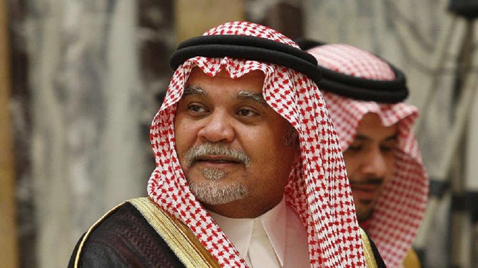 الأمير السعودي بندر بن سلطان