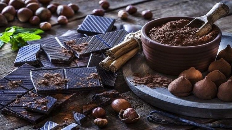 اكتشاف خاصية غير متوقعة للشوكولاتة