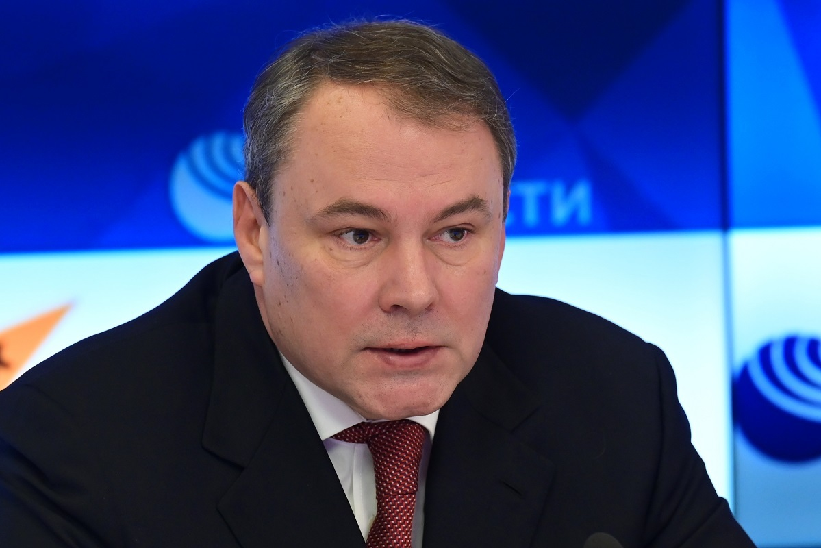 نائب رئيس مجلس الدوما الروسي بيوتر تولستوي
