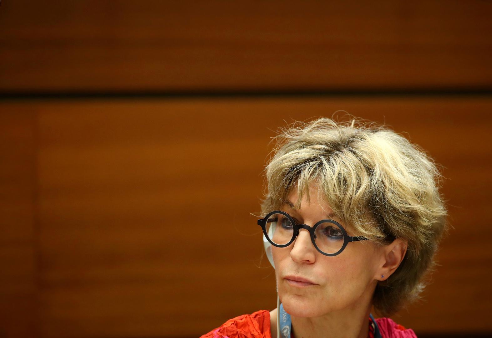 أنييس كالامار، المقررة الأممية الخاصة بحالات الإعدام خارج نطاق القضاء