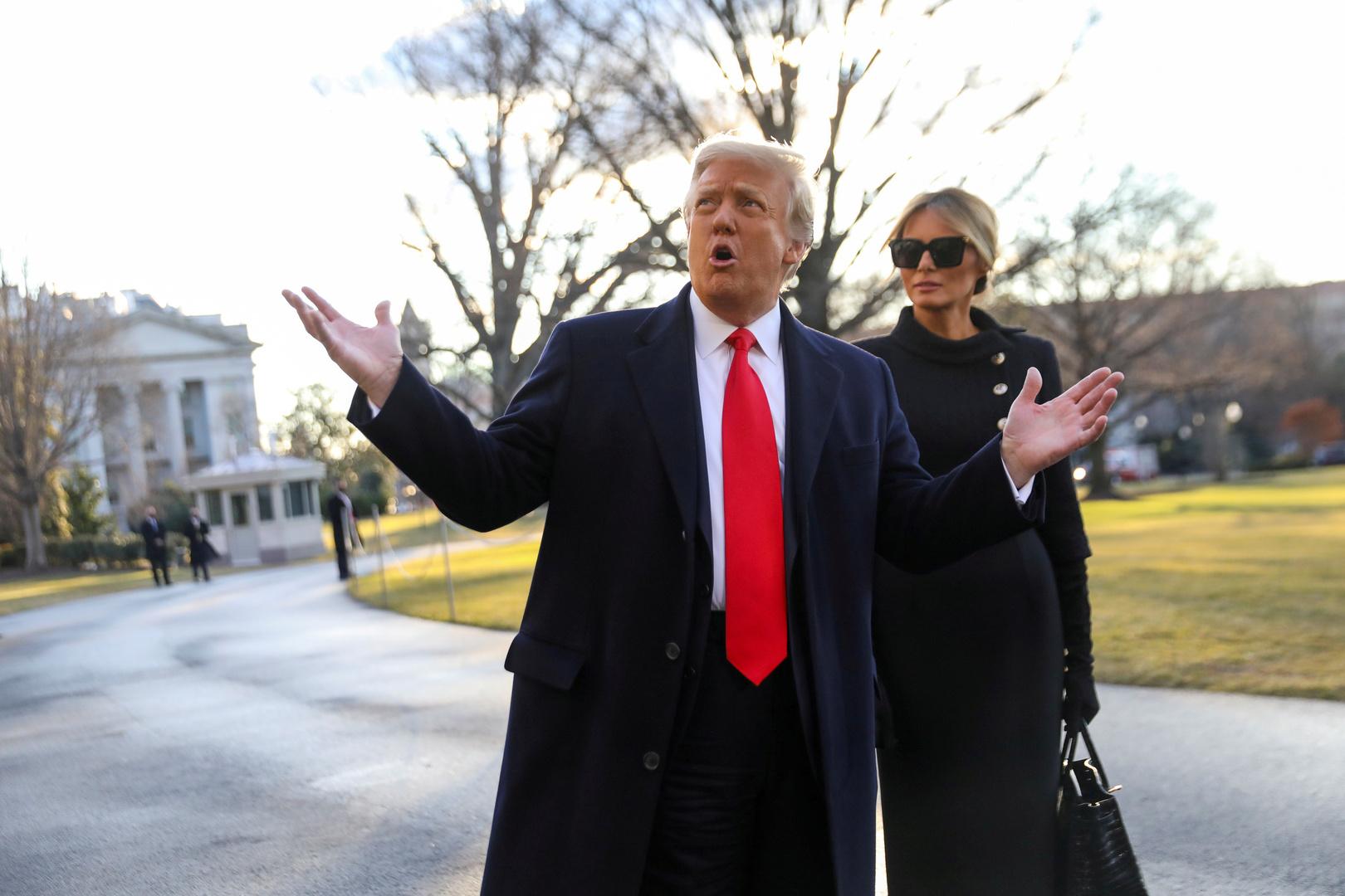 رغم تشكيكه باللقاحات.. ترامب يتطعم ضد كورونا